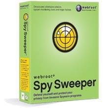 برنامج الجاسوس الكناس لمكافحة التجسس Webroot Spy Sweepe